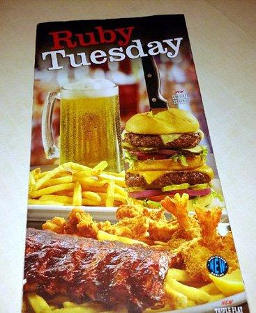 Ruby Tuesday Smyrna Menu Prices Amp Restaurant Reviews