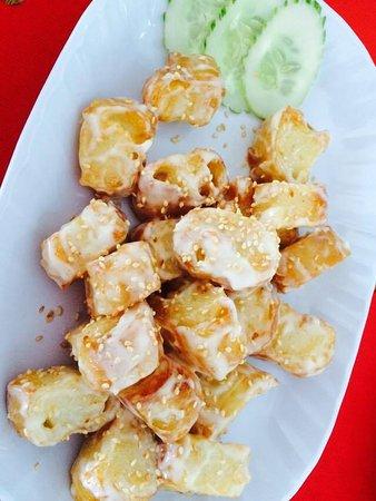 Kuala Perlis, Малайзия: Salad batenkor