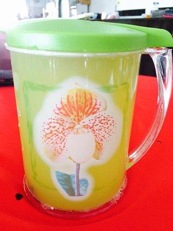 Kuala Perlis, Малайзия: Tangerine juice