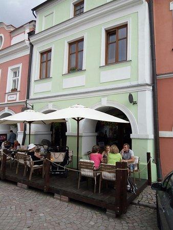 Litomysl, Tsjechië: Havran Steak Bar