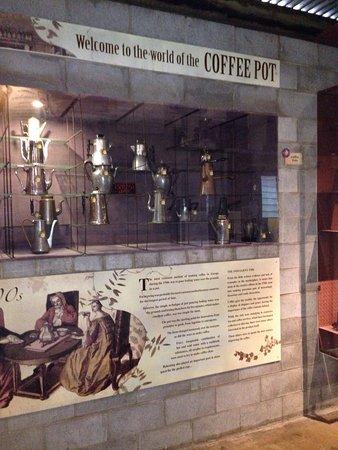 Mareeba, Australië: Coffee Works & Coffee World