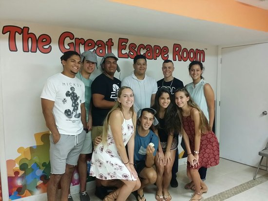 The Great Escape Room Miami