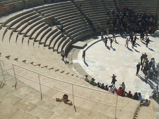 Cesarea, Israel: amphitheater