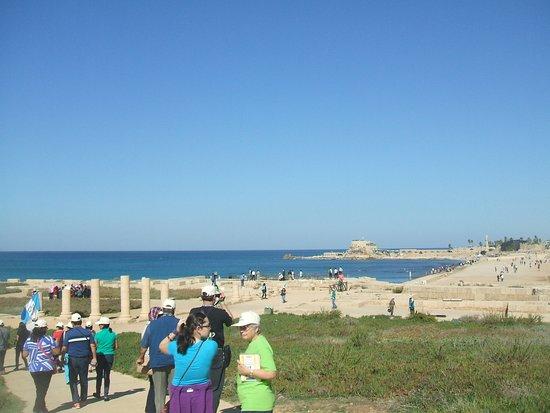 Cesarea, Israel: Greater view