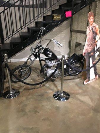 Senoia, GA: Darryl's Motorcycle