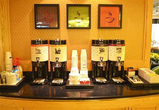 Mechanicsburg, Пенсильвания: Complimentary Coffee