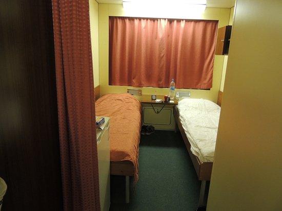 Capital Tours: La cabine