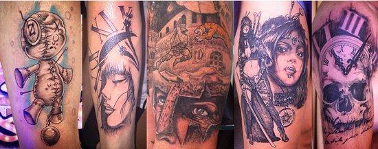 Tattoos By Joker One