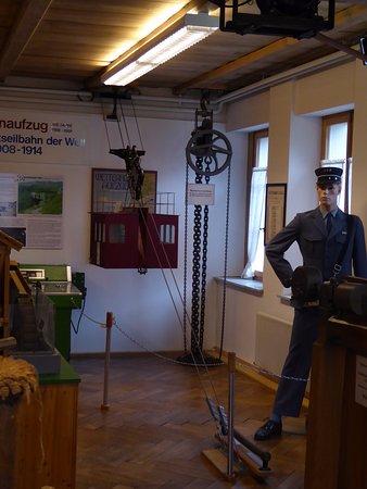 Grindelwald Museum: intérieur du musée