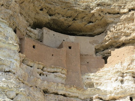 Camp Verde, AZ: Montezuma Castle National Monument