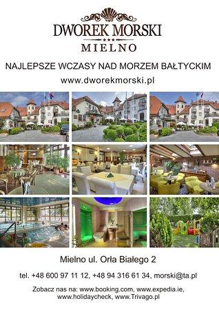 Dworek Morski Mielno: Hotel