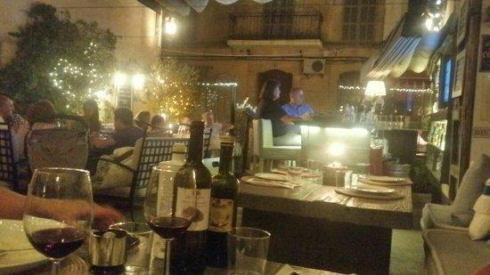 Restaurante restaurant es pecat en ses salines con cocina - Cassai ses salines ...