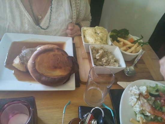 High Wycombe, UK: Wicked lunch