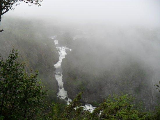Eidfjord Municipality, Norwegia: Vöringfossen