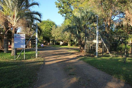 Pongola, แอฟริกาใต้: Entrance of B&B