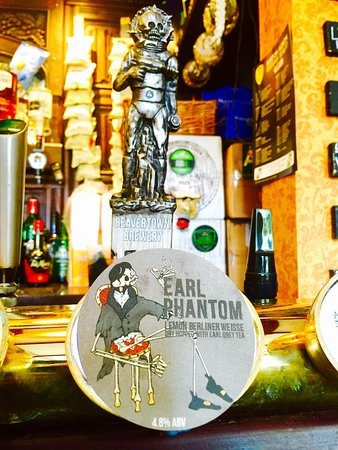 Burton upon Trent, UK: Beavertown Tap