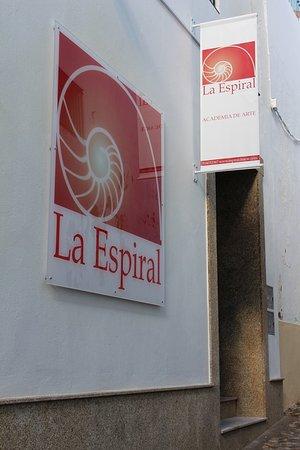 Jerez de los Caballeros, Spain: Academia y Galería de Arte la Espiral