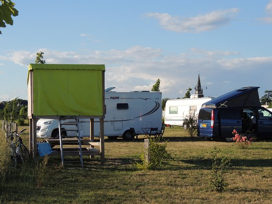 Camping Loire et Chateaux : Campétoile