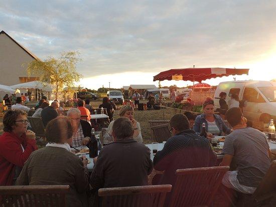 Camping Loire et Chateaux : Soirée musicale