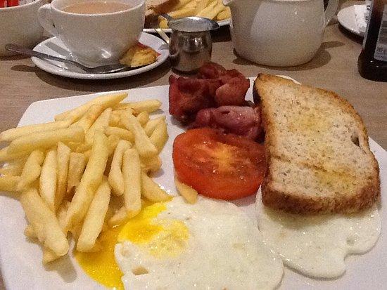 Edenvale, Afrique du Sud : Breakfast