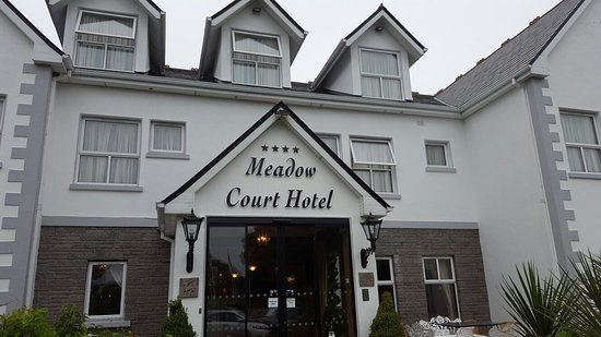 ‪‪Loughrea‬, أيرلندا: Meadow Court Hotel‬