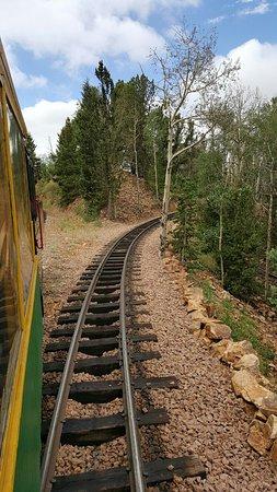 Cripple Creek & Victor Narrow Gauge Railroad: 20160805_105534_large.jpg