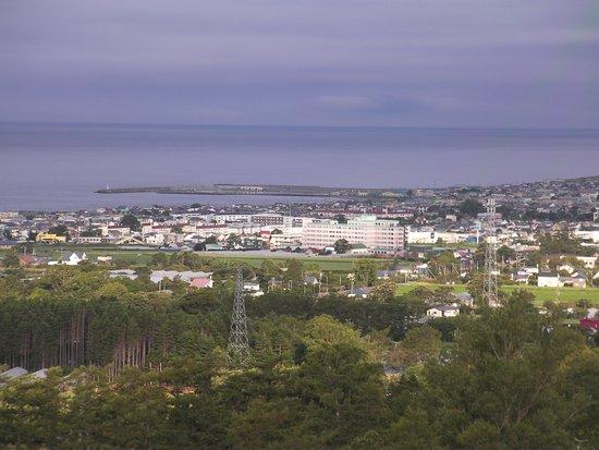 Date, Japón: 噴火湾も見えます