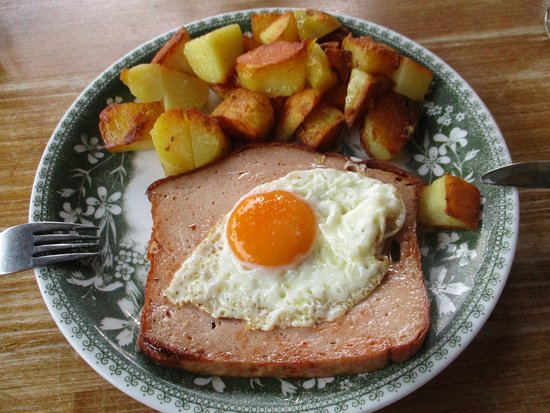 Marquartstein, เยอรมนี: beste bratkartoffeln ever :)