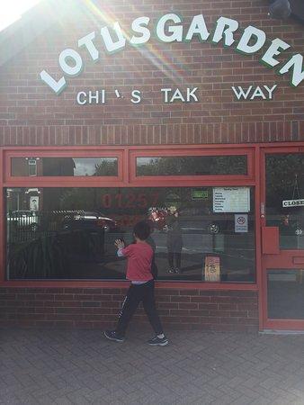 Chorley, UK: 很好的一个外卖店