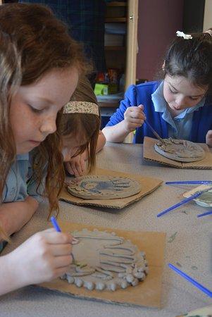 Newbridge-on-Wye, UK: Activities for young holidays