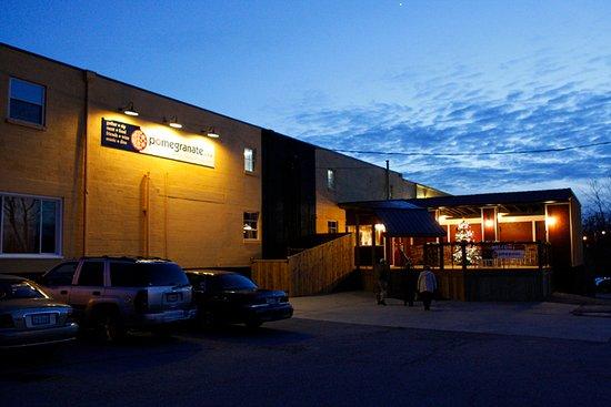 Troutville, VA: Entrance