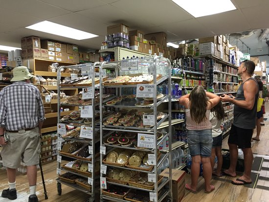 Mana Foods : Gluten free bakery choices