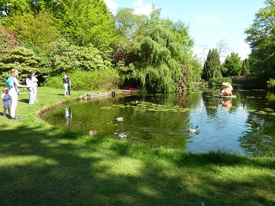 Knutsford, UK: Tatton Park