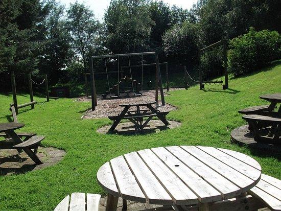 Fram Park: Play area