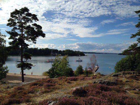 Djurhamn, Schweden: Vita Grindarna