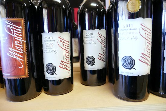 Goldendale, WA: Inside Maryhill Winery