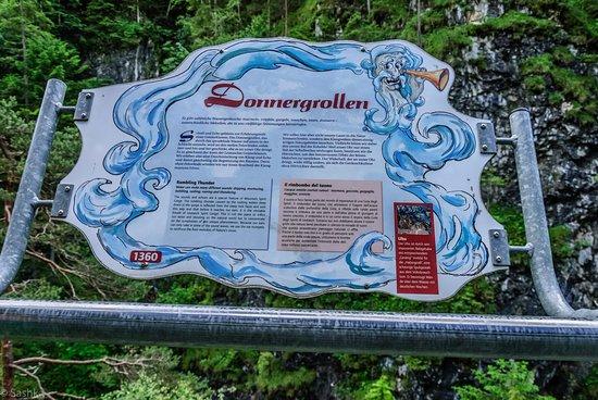 Leutasch Austria  city pictures gallery : Leutascher Geisterklamm: Leutasch, Austria