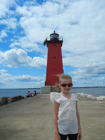 Manistique, MI: Awesome opportunities for photographs!