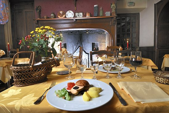 Argentat, Francia: foie gras frais de canard maison