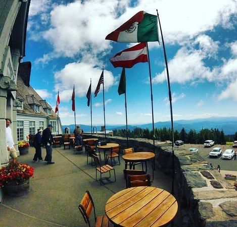 Timberline Lodge, Oregón: IMG_20160819_180353_large.jpg