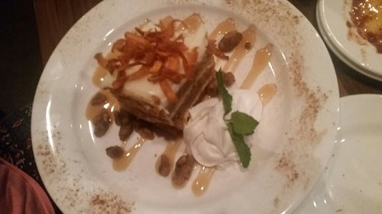 Brownsburg, IN: Carrot Cake
