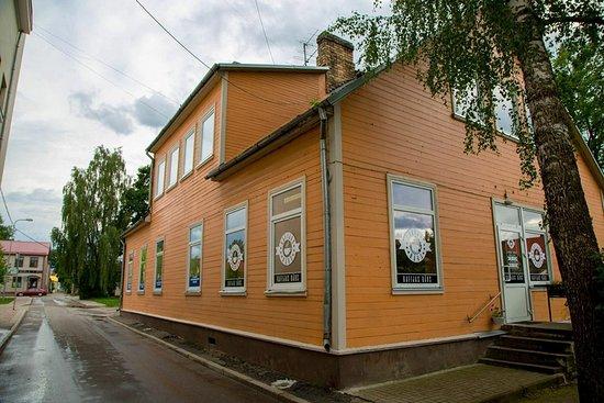 Jekabpils, Letonia: Kafjas bārs