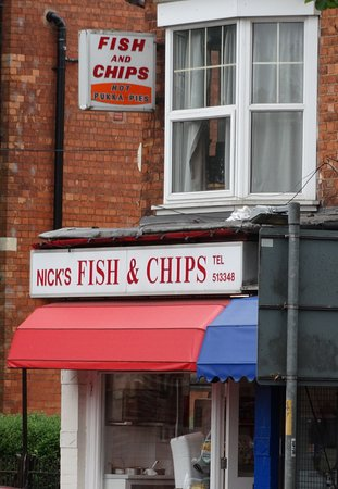 Nick's Fish And Chips