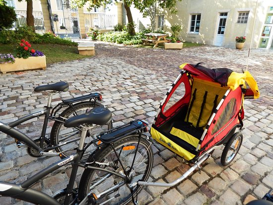 Isigny-sur-Mer, Francia: Location de vélos de juin à septembre