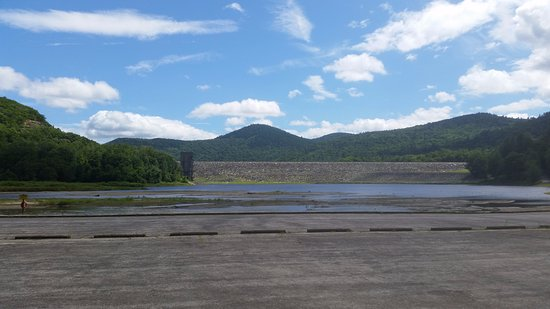 Townshend, VT: View from the lake
