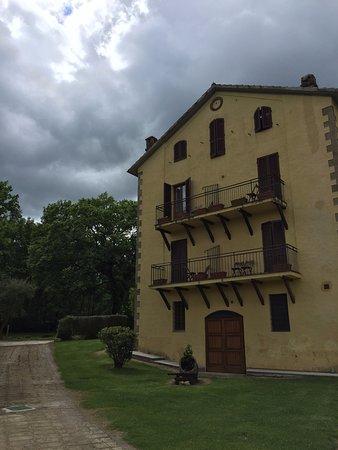 Roccastrada, Italia: l'Hotel