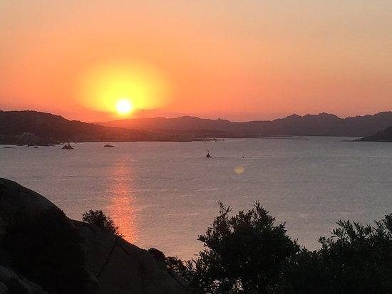 Porto Rafael, Italie : Sunrise from Master Bedroom