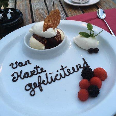 Lekkerkerk, Nederland: Speciale attentie voor mijn verjaardag...