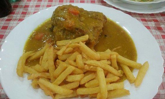 Cabra, Spania: La mejor comida de estas vacaciones....
