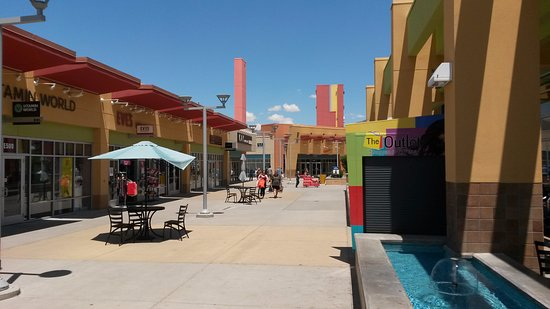 The Outlet Shoppes at El Paso